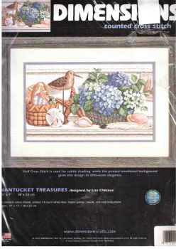 Nantucket Treasures 35121 / Сокровище природы
