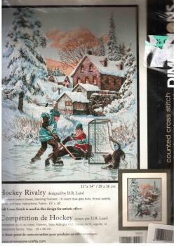 Hockey Rivalry 35194 / Хоккейный матч