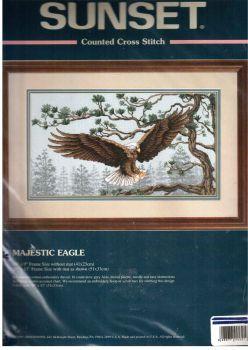Majestic Eagle 13640 / Величественный орел