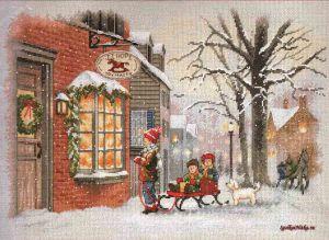 A Christmas Wish 8804 / Рождественское Желание