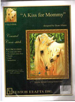 A Kiss for Mommy SLO-006K / Поцелуй для Мамы