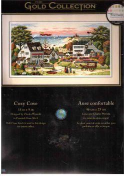 Cozy Cove 3896 / Уютное Укрытие