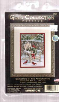 Christmas in the Adirondacks 8720 / Рождество в Адирондаке