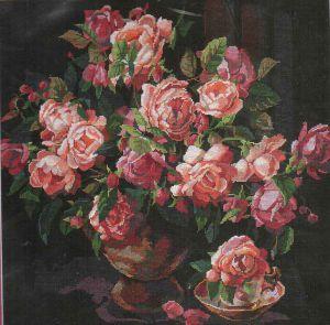 Classic Roses 41330 / Классические Розы