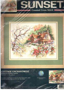 Cottage Enchantment 13687 / Очаровательный коттедж