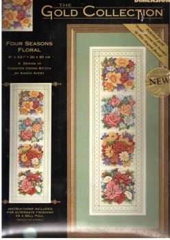 Four Seasons Floral 35116 / Цветы в четырех сезонах