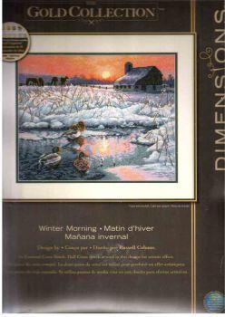 Winter Morning 70-35304 / Зимнее утро