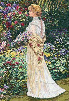 In Her Garden 35119 / В её саду