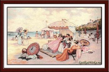 A Day at the Beach 45435 / День на Пляже