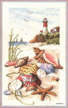 Seaside Treasures 35016 / Сокровища Побережья