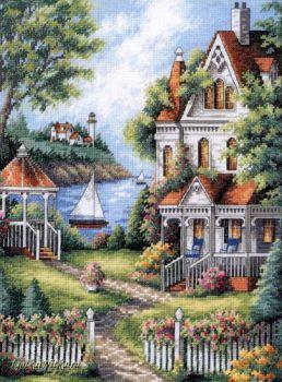 Cove Haven Inn 35128  / Уютная бухта