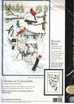 Bicycle Birds 35234 / Птички на велосипеде