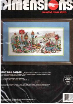 Sunny Bird Garden 3746 / Солнечный Сад Птичек