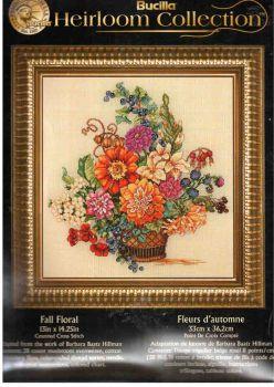 Fall Floral 45668 / Цветы Осени