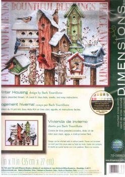 Winter Housing 70-08863 / Зимние Домики