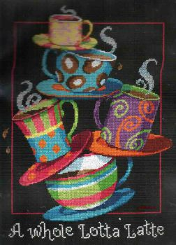 A Whole Lotta Latte 35218 / Кофейная Пирамида