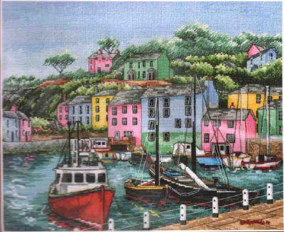 Harbour PCE896 / Пристань