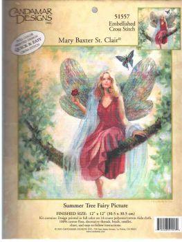 Summer Tree Fairy Picture 51557 / Летняя Древесная Фея