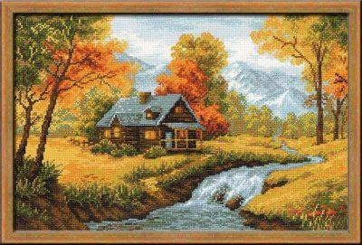 Осенний пейзаж 1079