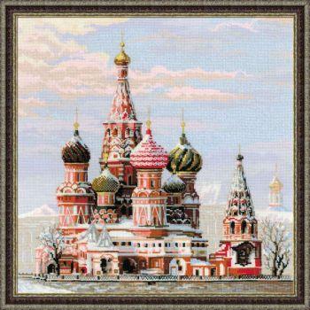 Москва. Собор Василия Блаженного 1260