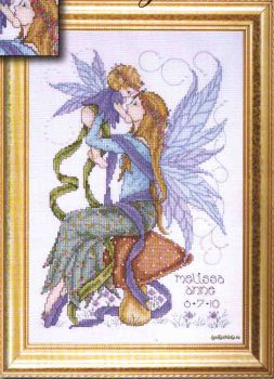Fairie Mother 2707 / Фея мама