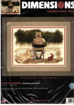 Fishing Buddies 35136 / На рыбалке