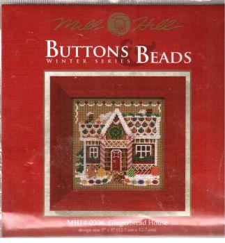 Gingerbread House MH14-0306 / Имбирный Хлебный Дом