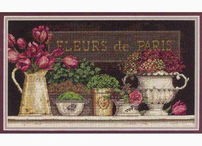 Fleurs de Paris 35093 / Цветы Парижа