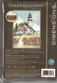 Scenic Lighthouse 65057 / Живописный маяк