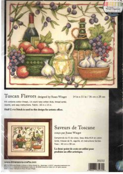 Tuscan Flavors 35232 / Аромат Тосканы