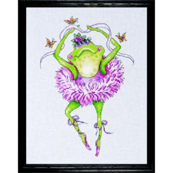 Frog Danser 2757 / Лягушка балерина