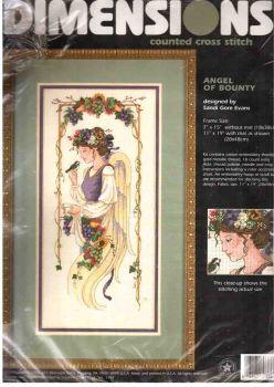 Angel of Bounty 3864 / Ангел Щедрости