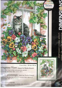 Springtime View 13133 / Весенний вид