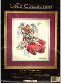 Angel of Innocence 3836 / Ангел невинности