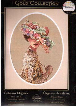 Victorian Elegance 3823 / Викторианская элегантность
