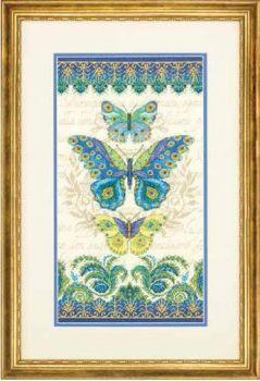 Peacock Butterflies 70-35323 / Бабочки