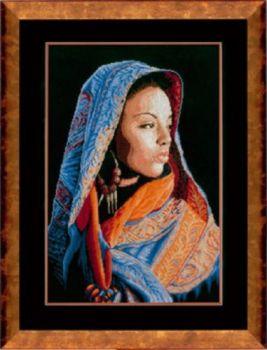 African Lady PN-0149998 / Африканская девушка