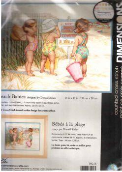 Beach Babies 35216 / Девочки на пляже
