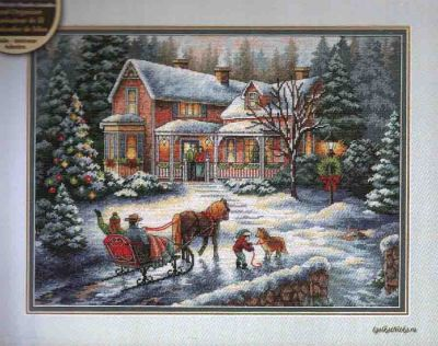 Coming Home For the Holidays 8733 / Возвращение Домой на Праздники