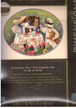 Afternoon Tea 35152 / Полуденный Чай (Китай)