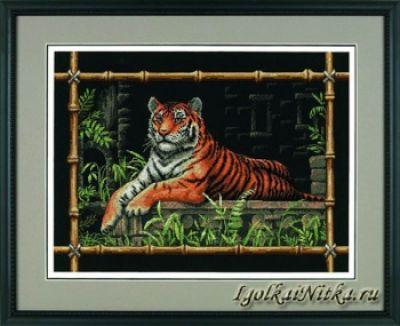Bamboo Tiger 351580 / Тигр в бамбуке (США)