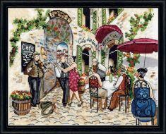 Cafe Dance 2854 / Танец в кафе