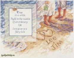 Beach Romance 023-0582 / Пляжный романс