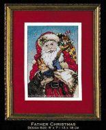 Father Christmas 8629 / Дед Мороз