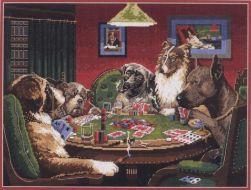The coolidge dogs 2474 / Собаки-картежники