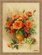 Чайные розы 100/049