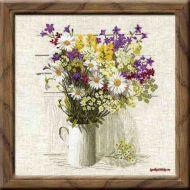 Полевые цветы 924