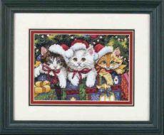 Meowy Christmas 8750 / Мяукающее рождество
