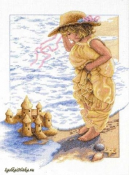 Sandcastle Dreams  13730 / Замки из песка