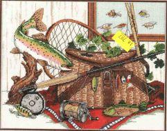 Fishermens Fancy 3787 / Фантазии рыбака